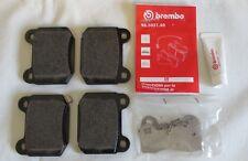 NEW Genuine OEM Subaru Brembo Rear Brake Pad Set 2008-2012 Impreza STi NEW NR