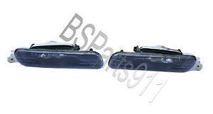 New BMW e46 320i Sedan Touring Fog lights Lamps Set 63178361952 / 63178361951