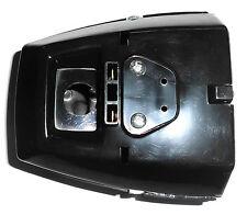 Scheinwerfergehäuse Rechteckig Schwarz Puch Hercules Zündapp Kreidler Mofa Moped