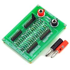 1uH to 1000uH E12 Standard 37 Values Programmable Inductor Board. MD-E102