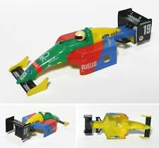 1990-91 TYCO F1 Benetton FORD #19 INDY Slot Car Body A+