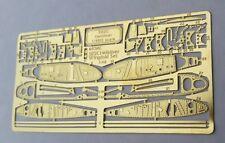 SB2C HELLDIVER Wingfold PhotoEtch Brass Set  1/48th WWII KMC 48-5078 - NEW - USA