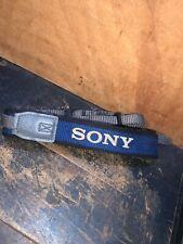 Sony Mini Dv Digital Handy Cam- Replacement Strap Used.