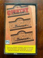 Country Showcase Vol.2 Music Audio Cassette Tape