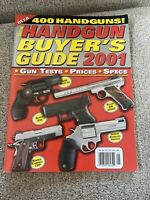 SHOOTING TIMES Handgun BUYER'S GUIDE 2001-OVER 400 HANDGUNS featured!