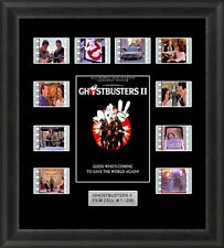 Ghostbusters 2 (1989) 35mm Film Cells Movie Cell Filmcells Presentation