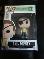 Evil Morty | Rick and Morty Funko Pop Vinyl | VAULTED