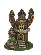 Fairy Garden 00001118  Mini - Fantasy Light Up Triple Tower House