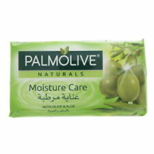 Palmolive Natural Soap Aloe & Olive 170g skin feeling clean and fresh