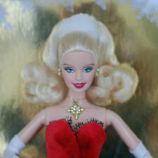 New 2007 Holiday Barbie Doll - Mattel Barbie Collector Edition - Wear on Box