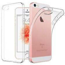 Apple iPhone 5 5S Hülle Schutzhülle Transparent Case Clear Cover Tasche Bumper