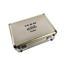 Portable Llevar Caja De Aluminio Para Futaba 14SG 10C 8FG 10J 8J T6K, anti oxidación