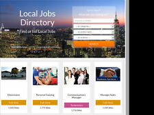 Jobs Board - Website for Sale Hosting Included
