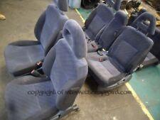 Honda Stream 1.7 Vtec 00-06 7 seat set x7 interior drivers centre and rear seats