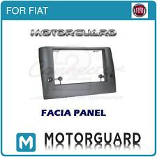 FIAT STILO CD RADIO daouble DIN Facia Fascia Pannello Trim Surround adattatore