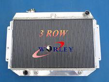 56MM 3ROW Aluminum Radiator For HOLDEN HQ HJ HX HZ 253 & 308 V8 AT/MT