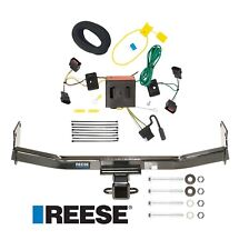 Reese Trailer Tow Hitch For 08-17 Jeep Patriot w/ Wiring Harness Kit