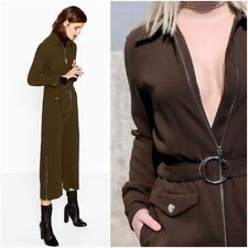 e33f44f28ac Zara Synthetic Green Jumpsuits   Playsuits for Women for sale