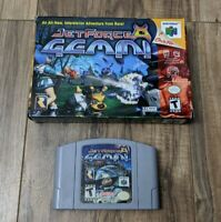 Jet Force Gemini (Nintendo 64, 1999) with Box Tested & Working
