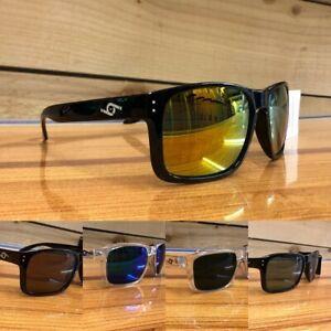 Hotsurf 69 Sunglasses Unisex UV Protection Cat 3 Eyewear Surf Fashion Inc Sock