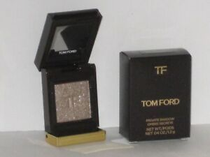 TOM FORD PRIVATE EYE SHADOW # 02 BREATHLESS- (GRAY/BROWN) MADE IN ITALY- 1 g.NEW