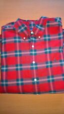 Ralph Lauren Plaid Fitted Casual Shirts & Tops for Men