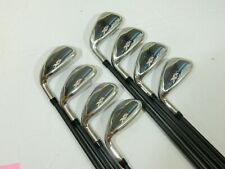 New LH Callaway XR OS Iron Set 4-SW Irons Bassara 50 Graphite Ladies 4-PW+SW
