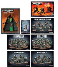 Necron Reclamation Legion - 44 Citadel miniatures from Games Workshop