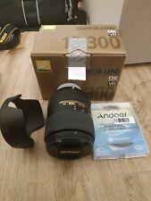 OBIETTIVO Nikon AF-S DX NIKKOR 18-300 mm f/3.5-6.3G ED VR