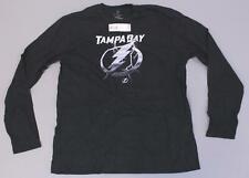 Fanatics Men's Tampa Bay Lightning Midnight Mascot Tee Black MM1 Size XL NWT