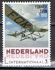 Netherlands pioneers of aviation - Fokker Spin 1910