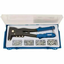 Draper Tools Set Pistola Remachadora Alicate Tuerca Remache Herramienta Manual