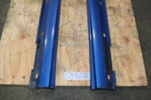 2000-2004 Side Skirts JDM OEM Subaru Impreza WRX GDA GDB