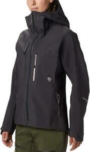 $650 - MOUNTAIN HARDWEAR Exposure2 Gore-Tex Pro Waterproof Hooded Jacket XS