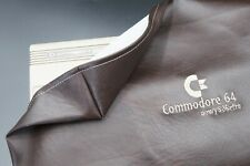 Commodore 64 / C64 - dust cover, (handmade , embroidery personalization),