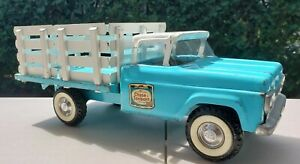 Nylint Ford Chase and Sanborn Coffee flatbed stake truck