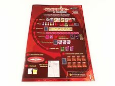 Pandemic: On the Brink Replacement Original Game Rules Instruction Booklet