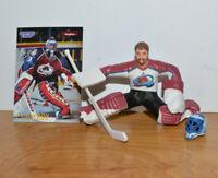 VINTAGE STARTING LINEUP PATRICK ROY ACTION FIGURE COMPLETE 1996 KENNER NHL HOCKE