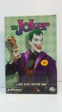 "DC Direct DC Comics THE JOKER Deluxe Collector 13"" 1/6th Sixth Scale Figure"