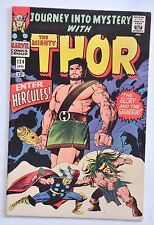 JOURNEY INTO MYSTERY #124 1966 F/VF THE DEMON + HERCULES TALES OF ASGARD