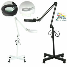 Clinical Floor Standing Magnifiying Lamp Adjustable Clarity Magnifying Lamp UK