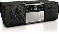 Philips MCM1006 Micro Portable Hi-Fi System CD Player MP3 Speaker USB FM Radio