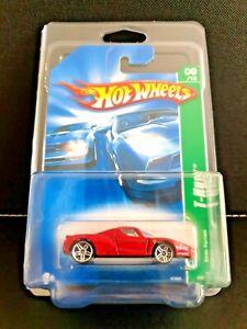 Hot Wheels Enzo Ferrari T-Hunt - Treasure Hunt Includes Protector Case