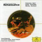 Music Of The Renassance: Palestrina, Byrd, Dufay, Dunstable, Dowland, Morley CD