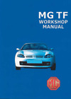 MG TF Factory Workshop Manual  2002-On All Models Engines New Service Repair