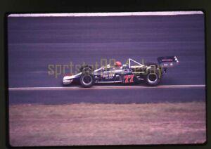 Salt Walther #77 McLaren/Offy - 1972 USAC - Vintage 35mm Race Slide