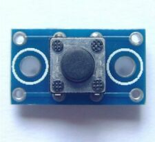 5pcs 6x6x5mm PCB Push Button Tactile Tact Switch Module PCB Size 16x9mm