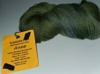 SKEIN/HANK OF (DISCONTINUED) SCHAEFER ANNE YARN - GREENS