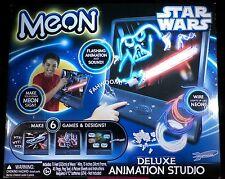 STAR WARS Meon Deluxe Animation Studio - Animation & Sound - NEW