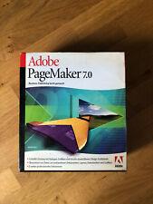 Adobe Pagemaker 7.0 Windows German Full Version DVD Vat Box